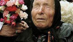 Baba, Vanga,the blind Bulgarian clairvoyant, who died 20 years ago, is believed to have predicted the rise of the ISIS, the fall of the twin towers, the 2004 Tsunami, and the global warming, among a host of other events.  Born as Vangelia Pandeva Dimitrova, in Strumica, Macedonia, Baba Vanga, mysteriously