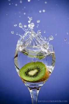 I took this series of splashing fruit photos years ago when I got my first DSLR camera. I used Bazzill scrapbook paper as the background, borrowed a friends wine glasses, and set up on High Speed Photography, Glass Photography, Dreamy Photography, Fruit Photography, Types Of Photography, Photography Ideas, Splash Fotografia, Fruits Photos, Underwater Art