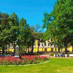 Aleksanterin puisto