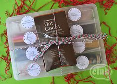 Hot Cocoa Kit wrapped