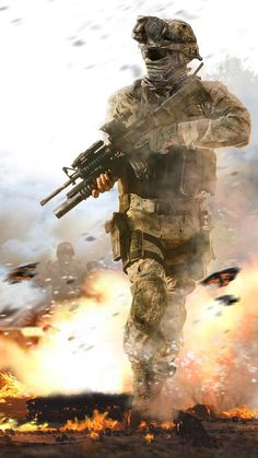 Call of Duty: Modern Warfare (:Tap The LINK NOW:) We provide the best essential unique equipment and gear for active duty American patriotic military branches, well strategic selected.We love tactical American gear Wallpaper Downloads, Wallpaper Backgrounds, Mobile Wallpaper, Homescreen Wallpaper, Armas Wallpaper, Indian Army Wallpapers, Call Of Duty Black, Call Of Duty 6, Gaming Wallpapers