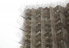 Mallas de bambú