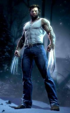 #Wolverine #Fan #Art. (Wolverine, Game 360) By: Game shot. (THE * 5 * STÅR * ÅWARD * OF * MAJOR ÅWESOMENESS!!!™) ÅÅÅ+