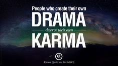 Billedresultat for quotes about karma and revenge