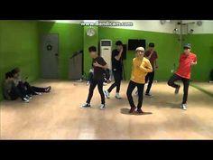 130927 SEVENTEEN TV - Jihoon, Hansol, Chan, Seungcheol & Soonyoung Aband...