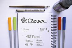png by Ramotion Clover Logo, Shots, Logo Design, Sketch, Concept, Interior Design, Logos, Sketch Drawing, Nest Design