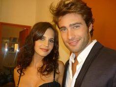 Sparrow (Sabrina Garcia) and Ian (Rodrigo Diaz)