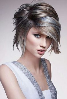 Gold and silver highlights