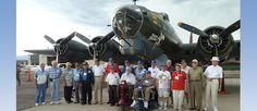 Lest We Forget Blog Article about the airmen of the 381st Bomb Group of the Mighty Eighth Air Force who served our nation with incredible heroism during WWII.