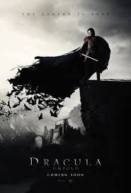 As most of you know there is a new movie coming out this Friday. The new PG13 movie is called Dracula. This is a new version on the original Bram Stoker's Dracula 1992 film. For me I think that this movie is just insane. Remaking the original Dracula movie is weird. What is coming to my mind right know is STOP REMAKING EVER SIGNAL GOOD MOVIE. I mean come on guys. If you guys this movie is going to be awesome then comment is the comment section below.