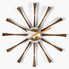 The Wall Clocks were created by George Nelson between 1948 and 1960.