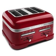 Pro Line® Series 4-Slice Automatic Toaster (KMT4203OB) | kitchenaid®