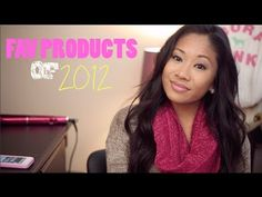 Favorite Beauty Products of 2012 ♡ Top 12