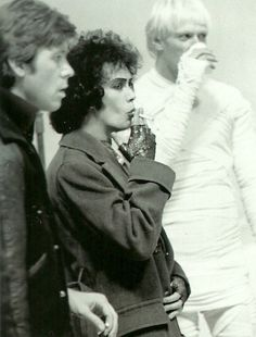 frank-n-furter - everyone envies his style and carelessness...some are too afraid to admit it *raises eyebrow* 1978