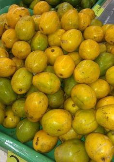 June Plum-My favorite Fruit