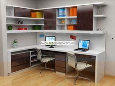 design home office. ESCRITORIOS EN ESTUDIO MODERNO - Buscar Con Google Más. Study Room DesignStudy  Table DesignsHome Office Design Home Office E