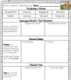 WONDERS 3RD GRADE - GUIDED READING GROUPS - UNIT 3 - TeachersPayTeachers.com