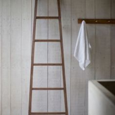 Wooden ladder. For more like this, click the picture or visit RedOnline.co.uk