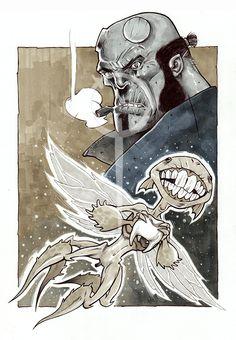 #Hellboy