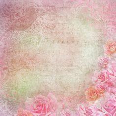papiers pour creas rose