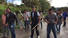#Ayotzinapa: Alerta en la Normal Rural ante amenaza de grupos de choque de entrar al plantel