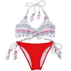 New Handmade Crochet Bikini Set Brazilian Summer Beach Wear Reversible Swimsuit Sexy Swimwear Women Swimsuit Bathing
