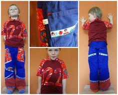 Feuerwehrmänner wollen heutzutage stylische Uniformen haben!