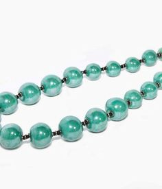 @Gandhara Designs seafoam-green-beads Beaded Jewelry, Beaded Bracelets, Sea Foam, Mom Style, Jewelry Collection, Mermaid, Beads, Green, Beautiful