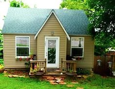 WeeHavyn 488 Sq Ft Tiny House