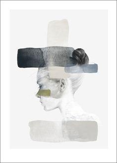 "Giclée print ""Insideout"" Limited edition"