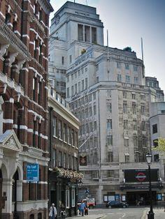 London, England | Tube HQ, Broadway