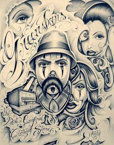30 Ideas De Arte Chicano Cs Arte Chicano Arte Mexico Arte Azteca