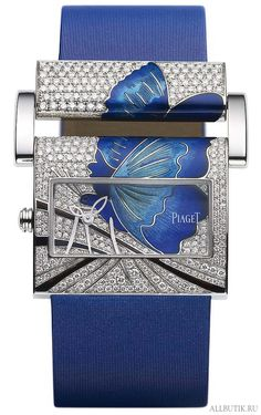 #chronowatchco Piaget Butterfly Watches Collection