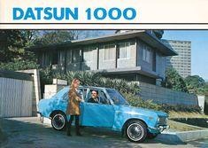 DATSON (Nissan)1000 Saloon.
