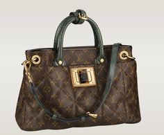 33fbe009ff24 Tote MM Monogram Exotique A rich blend of exquisite textures and detail