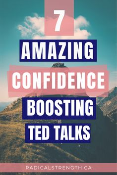 Looking for TED Talks that will change your life? Start with building your confidence and self love so you can look at the world through kinder eyes. These are the best TED talks for anyone struggling with motivation to be and do better. There's advice from speakers of all ages, from teens who've been through bullying to women who've had a string of bad relationships. Personal, super funny, deep, and inspirational. You will think of yourself differently after. #tedtalks #selflove #confidence Best Ted Talks, Confidence Boost, Negative Self Talk, Bad Relationship, If You Love Someone, Self Compassion, Self Acceptance, Transform Your Life, I Feel Good