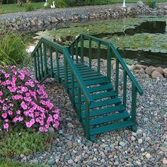 Garden Bridges on Hayneedle - Landscape Bridge for Sale - Page 2