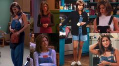 rachel green outfits - Google Search