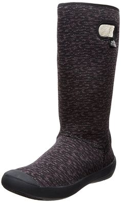 Bogs Women's Summit Knit Waterproof Insulated Boot -- Click image for more details.