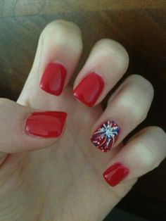 10 memorial day manicures for the weekend nail technician its time to show off those red white and blue nails because we have compiled some of the best of july nails for instant inspiration of july nail art is prinsesfo Gallery
