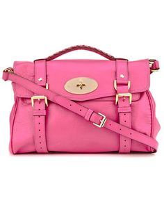 Mulberry Alexa Soft Buffalo Leather Satchel  Cute purse too bad it's only $1299  Sheesh  find a copy