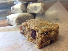 Easy Ideas For Healthy After-School Snacks | Playgroup Granola Bars