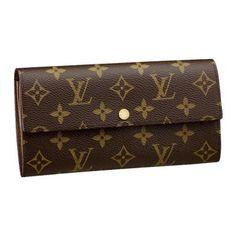 87b3c5b3f3300 Sarah Wallet Louis Vuitton Sarah Wallet