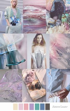 Pattern Curator delivers color, print and pattern trends and inspiration. Fashion Themes, 2020 Fashion Trends, Fashion Colours, Fashion 2020, Fashion Details, Fashion Outfits, Fashion Design Inspiration, Mode Inspiration, Color Inspiration