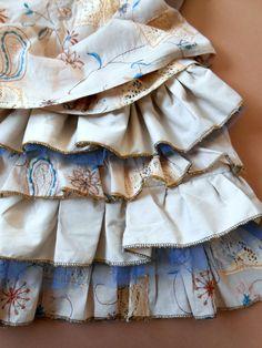 11a014d2972b52 Kids Girl Winter Wool Skirt Handmade in Ireland by robincrafts ...
