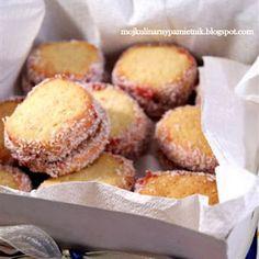 Kokosowe maślane ciasteczka i Wybory Kulinarnego Bloga Roku