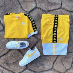 Behind The Scenes By fvshionhub Swag Outfits Men, Stylish Mens Outfits, Tomboy Outfits, Teen Fashion Outfits, Tomboy Fashion, Fashion Mode, Teenager Outfits, Mens Fashion, Nike Outfits For Men