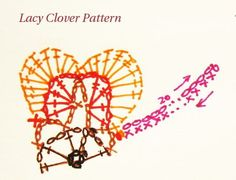 Lacy Clover Pattern | Crafty Beats