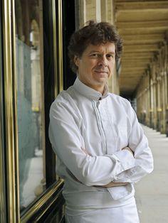 Chef Guy Martin, Grand Véfour Paris