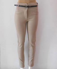 Un #legging color #arena muy cómodo y a la #moda